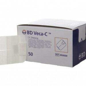 BD Veca-C IV film dressing 7cmx9cm (Box of 50)