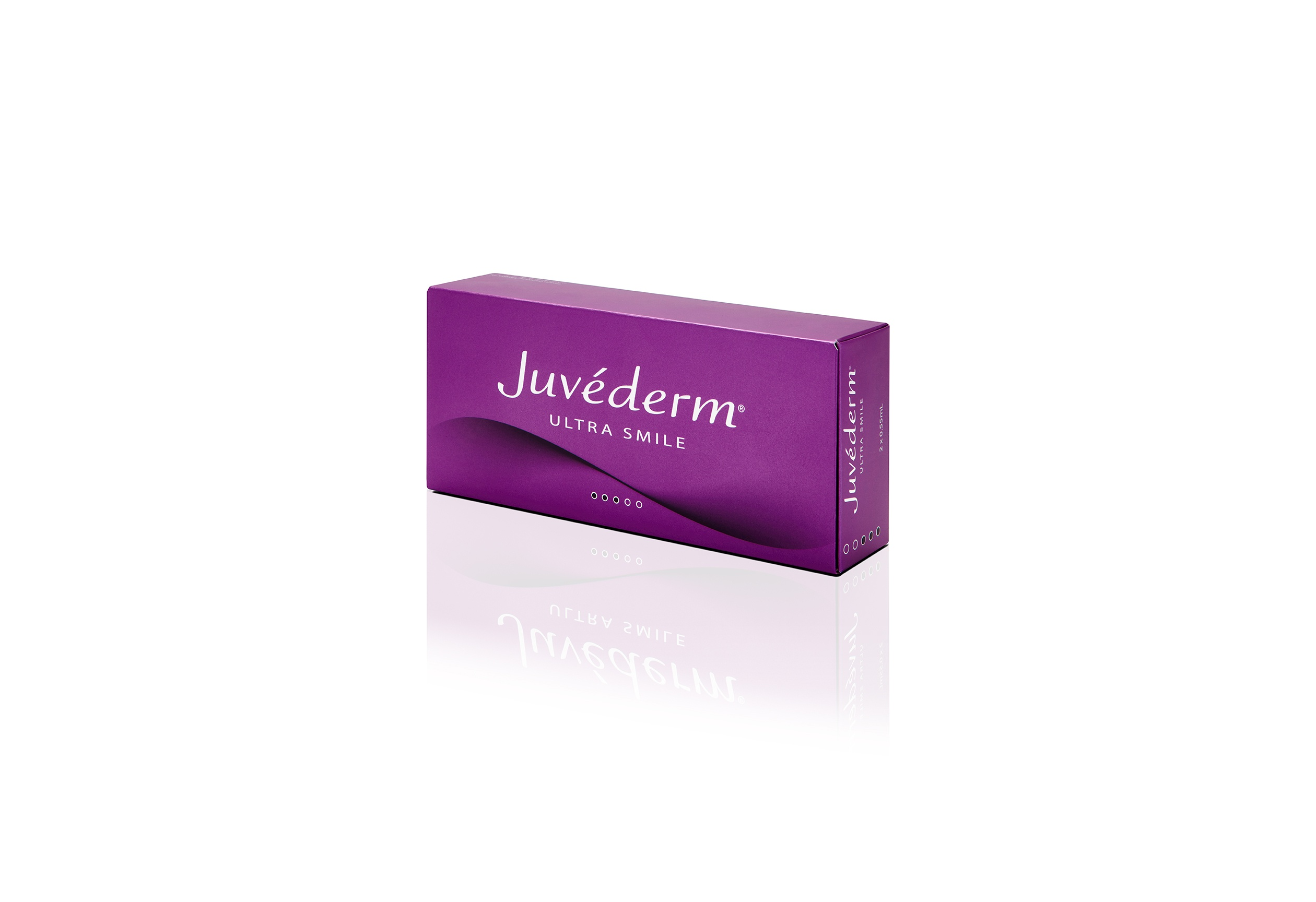 Juvederm Ultra Smile + Lidocaine (2x0.55ml)