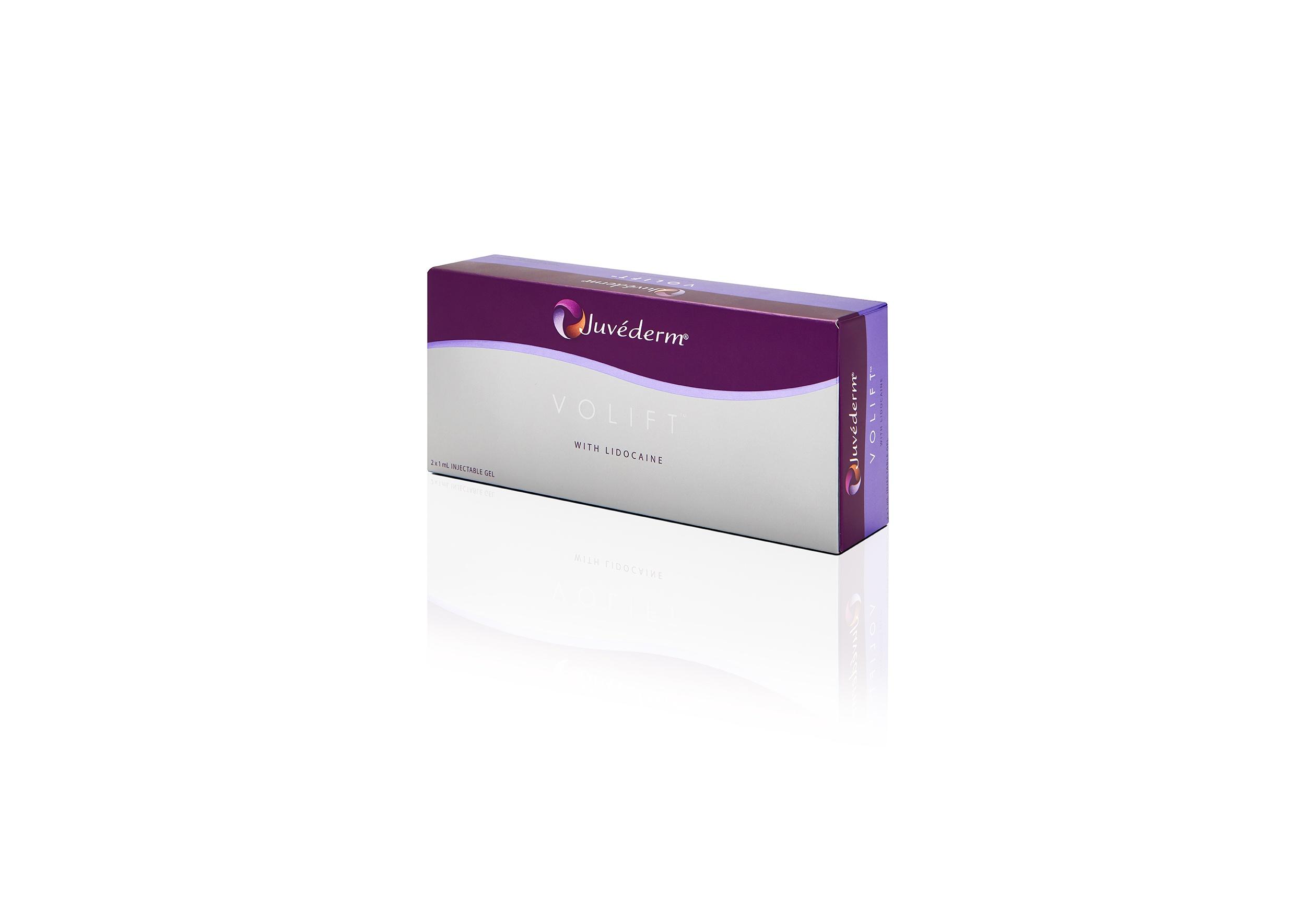 Juvederm Volift + Lidocaine (2x1ml)