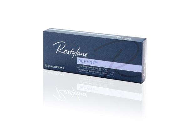 Restylane ryfine + lidocaine 1 x 1ml